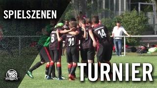 Eintracht Frankfurt – SC Fortuna Köln (U13 D-Junioren, Spiel um Platz 3, Fraport-Cup 2016)