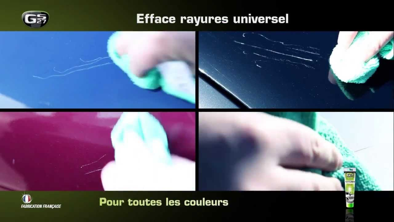 efface rayures universel par gs27 youtube. Black Bedroom Furniture Sets. Home Design Ideas