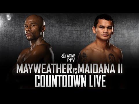 Countdown Live: Mayweather vs. Maidana – SHOWTIME Boxing