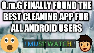 Best cleaner app for android | Best cleaner app for smartphone