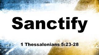 No Holiness, No Heaven: Brian Borgman on the Doctrine of Sanctification