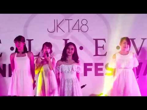 anata ga ite kureta kara - (Center Cam) JKT48