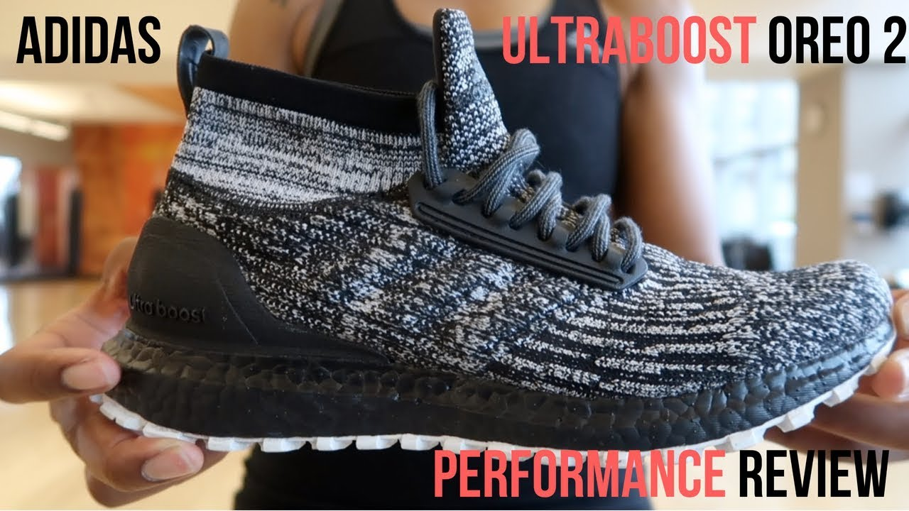 a343773942f66 Adidas Ultraboost Oreo 2 Performance Review - YouTube