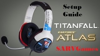 turtle beach atlas headset setup guide xbox one xbox 360 pc