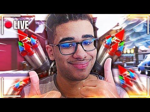 🔴 LIVE FORTNITE TOP 1 SANS SORTIR DE L'AVION  !giveaway thumbnail