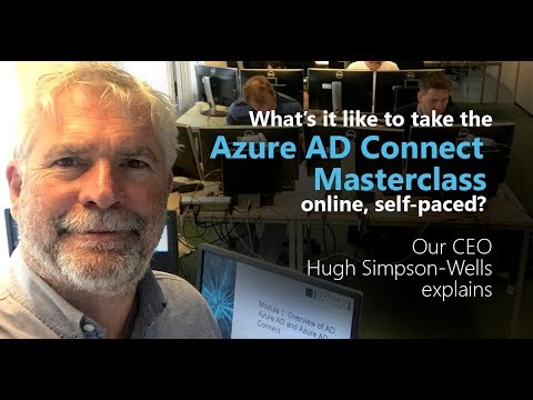 Azure AD Connect Masterclass