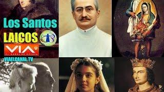 Programa Los Santos  Laicos