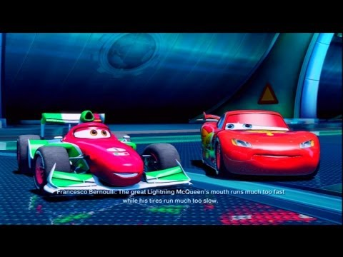 cars alive cars 2 gameplay all characters from the cars 2 video game youtube. Black Bedroom Furniture Sets. Home Design Ideas