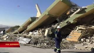 Động đất gây thiệt hại lớn ở Iran và Iraq