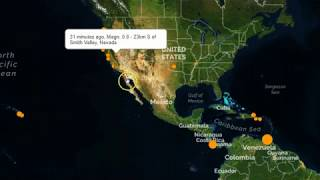 The Ring of Fire Is Heating Up! M6.2 Earthquake Hits Off Oregon Coast