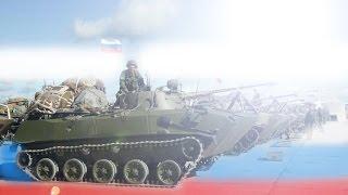 Переброска Российских войск на Украину в зону АТО
