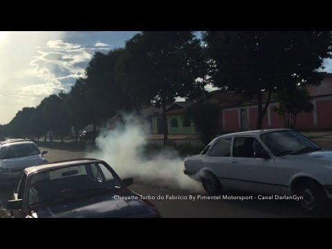 Chevette Turbo do Fabrício By Pimentel Motorsport = Canal DarlanGyn