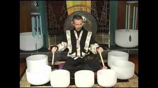 Crystal Bowl Sounds for Chakra - Healing And Meditation