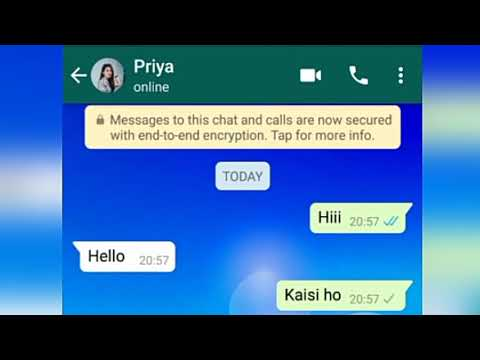 The most hearttouching chatting that will make you cry.