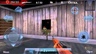 Repeat youtube video Killing Machine Nazi Zombies 3D mobile java games