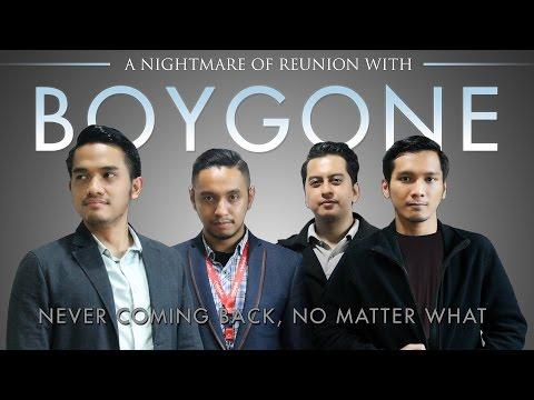 Boyzone - Love Me For A Reason (Telunjuk Office Cover #BOYGONE)