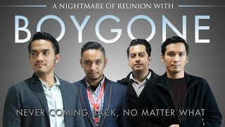 Boyzone - Love Me For A Reason (Telunjuk Office Cover #BOYGONE)