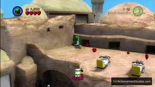 LEGO Star Wars: TCS - Minikit Guide - Episode IV: Mos Eisley Spaceport