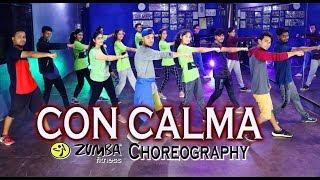 Daddy Yankee & Snow - Con Calma   ZUMBA   Fitness Choreography  Dance Workout  Shashank Suryavanshi