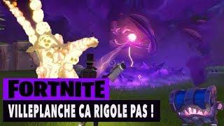 FORTNITE - SAUVER THE WORLD - CITYPLANCHE CA RIGOLE NOT!