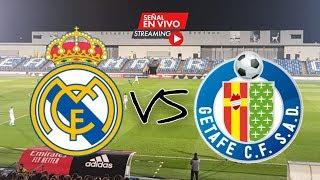 EN VIVO: Real Madrid vs Getafe - 02/07/20 - Liga España