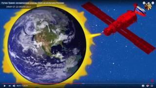 Плоская Земля. Космические войны в ВАКУУМЕ!?