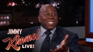 Magic Johnson on Winning an NBA Title