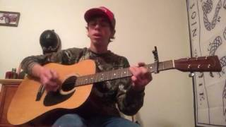 Kinda Don't Care-Justin Moore (cover)
