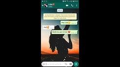 Perverse whatsapp chat 😱😏😏❤