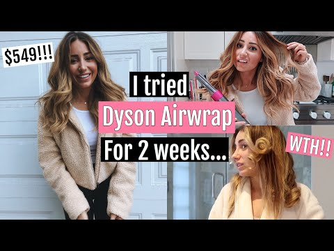 I Tried the Dyson Airwrap for 2 weeks..this is what happened