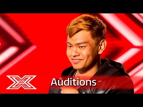 Kittipos Maspun and Nicole make some memories | Auditions Week 1 | The X Factor UK 2016
