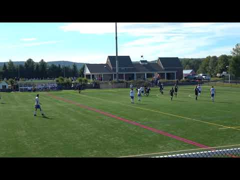 Suffield vs. East Windsor - Boys' Varsity Soccer - 9/22/17