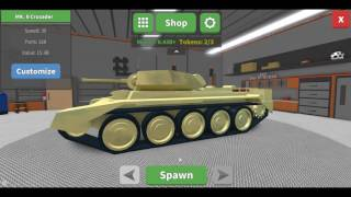 voiture concasseurs 2 / achat le Crusader MK. II ! / Roblox / (#15)