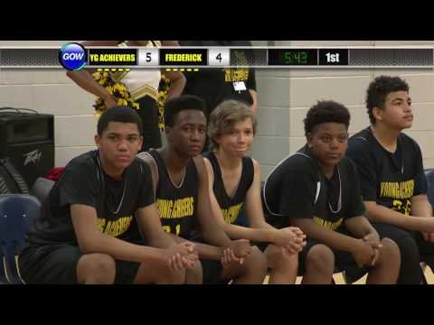 Game of the Week: Boys Middle School Basketball Championship