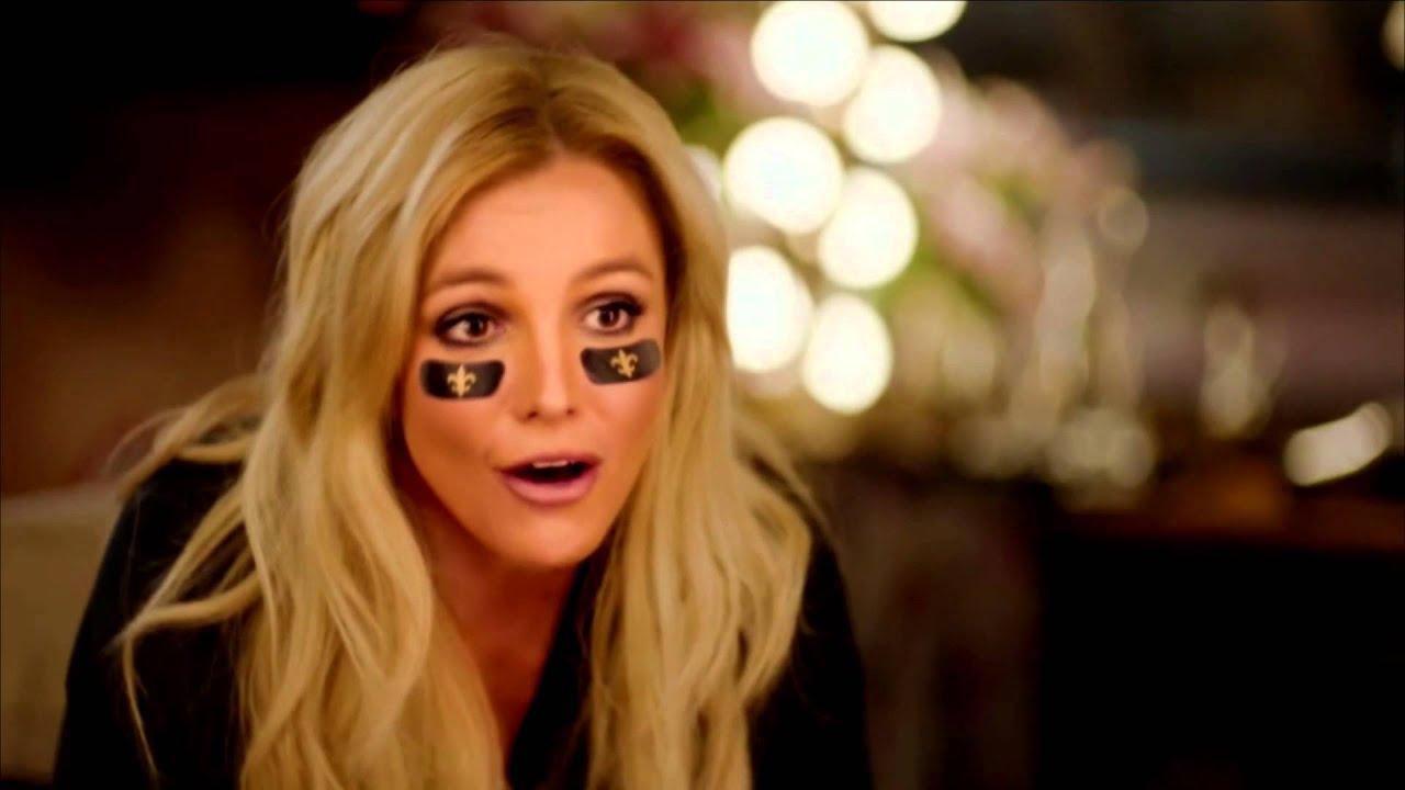 Britney Spears 2015 Super Bowl mercial