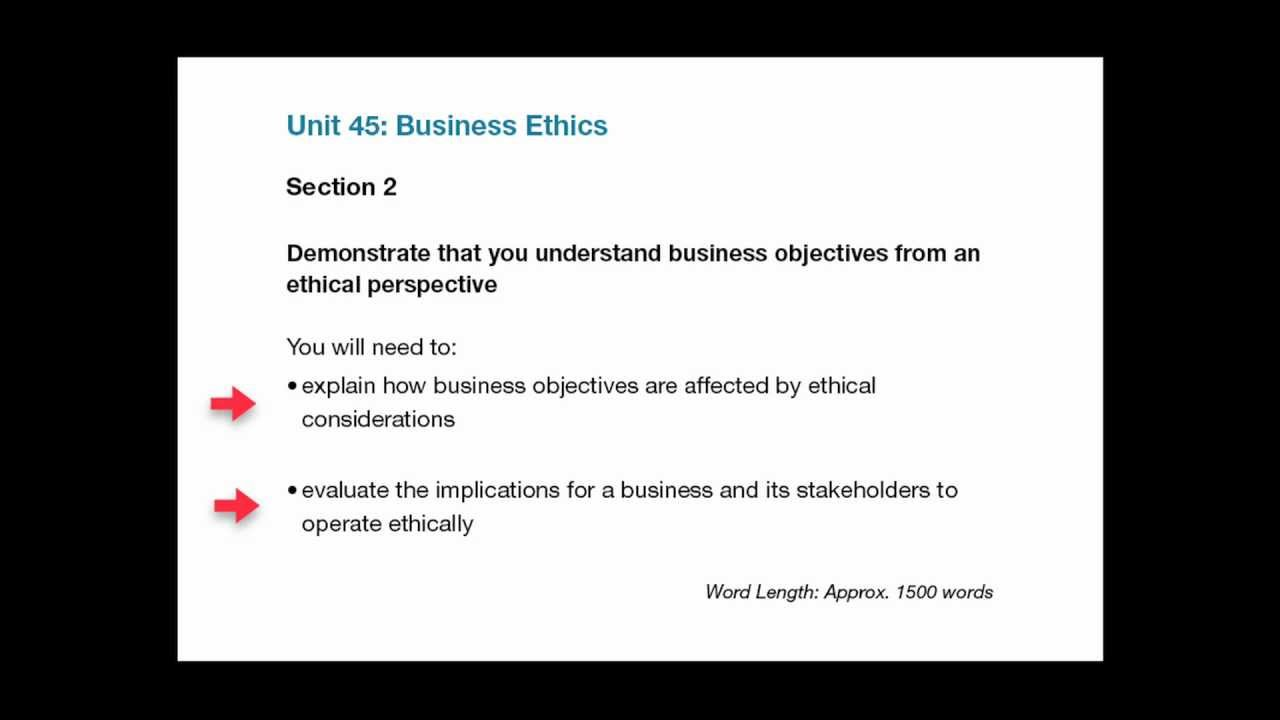 objections to business ethics essay A common theme found in a number of articles concerned with business ethics is purpose of essay sample read one of business ethics examples and buy similar papers.