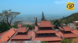 Приключения капитана Врангеля  канатная дорога горы Та Ку, маяк Ке Га, Вьетнам