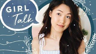 GIRL TALK | Monolids, Pregnancy Scares, Stress