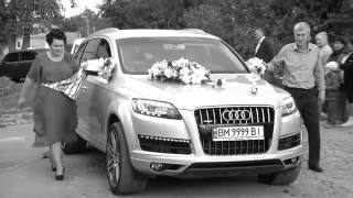 Свадьба Виталия & Алины 17.09.16