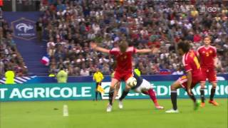 Highlights France - Belgium friendly 3-4 2015. semi Final World cup today!