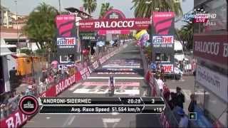 Gambar cover Giro d'Italia 2015 Full HD 1080p | Full Stage 1
