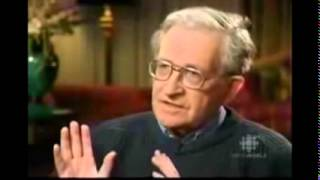 Noam Chomsky on the Israel/Palestine Conflict I Thumbnail