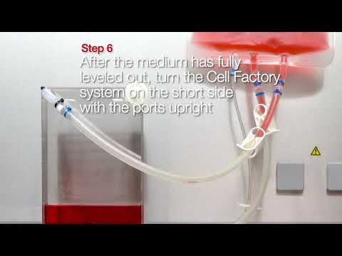 Aseptic Cell Culture Scale Up Using Cell Factory System And BPC