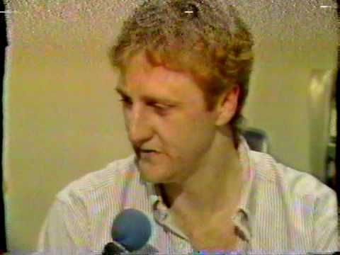 Larry Bird 60 Point Game Interview