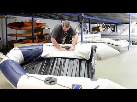Viking Marine Repair RHIB
