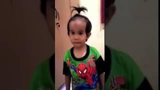 Rizky Febian Saat Masih 2 Tahun (Kesempurnaan Cinta) By Daven