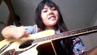 Nitip kangen (cover akustik Angellia)