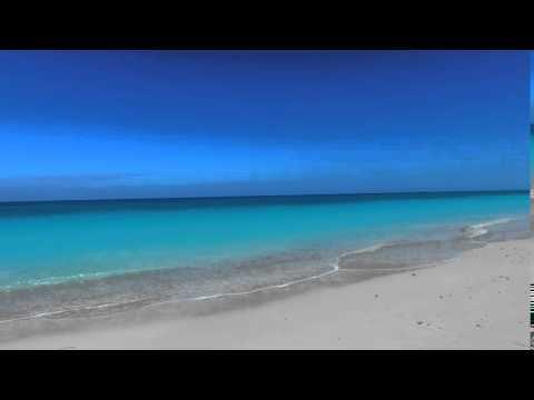 On the Beach in Bimini