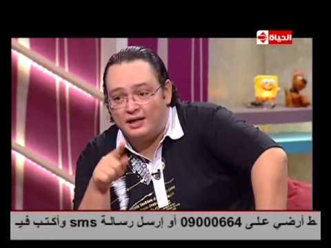 برنامج الليلة مع جنا - أحمد رزق - El-leila Ma3a Jana