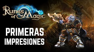 Runes of Magic MMORPG: Primeras impresiones | FREE TO PLAY! |